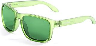 99be933722 Ocean Sunglasses - Blue Moon - lunettes de soleil polarisées - Monture :  Vert Glacé transparent