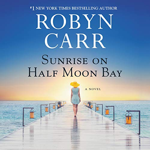 Sunrise on Half Moon Bay audiobook cover art
