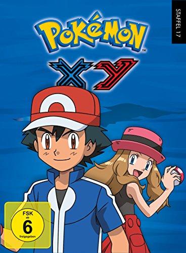 Pokémon Staffel 17: XY [6 DVDs]