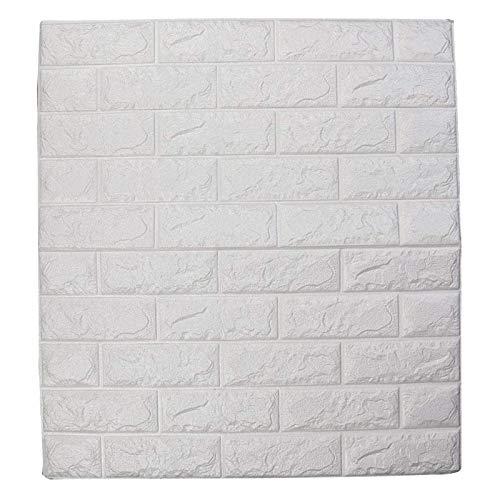 clasificación y comparación Jueyan 10 PCS3D Papel pintado Decoración de pared Panel de pared de ladrillo de piedra en relieve … para casa