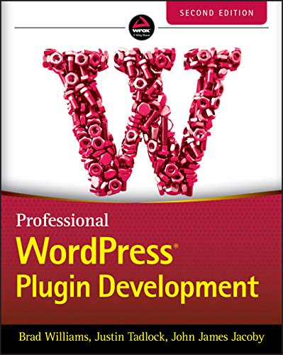 Professional WordPress Plugin Development, 2nd Edition Front Cover