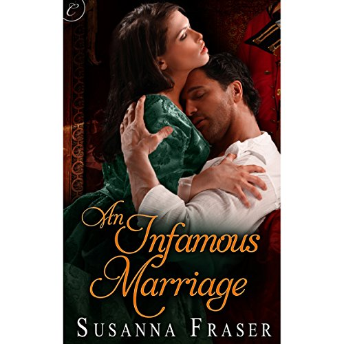 An Infamous Marriage audiobook cover art