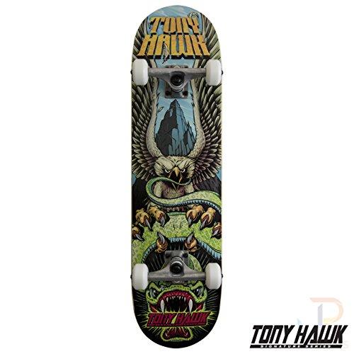 Tony Hawk 360Serie Komplettes Skateboard–Schlange