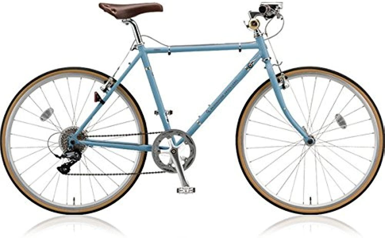 ブリヂストン(BRIDGESTONE) クロスバイク クエロ(CHERO) 650F CHF648 E.XHブルーグレー 480mm
