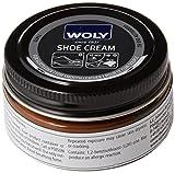 Woly Shoe Cream, Trattamenti e Lucidi per Scarpe Unisex Adulti, Marrone (Coffee), 50.00 ml