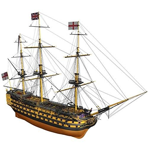Billing Boats - Modellino in Scala 1:75 da Costruire, Motivo: H.M.S Victory