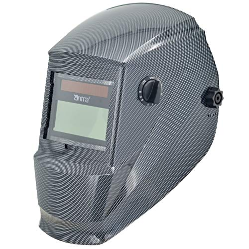 Antra True Color Wide Shade Range 4/5-13 Auto Darkening Welding Helmet AH6-260-001X Engineered for...