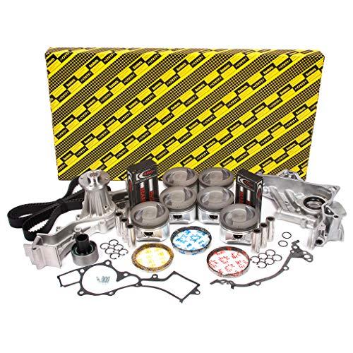 Evergreen OK3021/0/0/0 Fits 97-04 Infiniti QX4 Nissan Pathfinder Frontier 3.3L SOHC 12V VG33E Engine Rebuild Kit