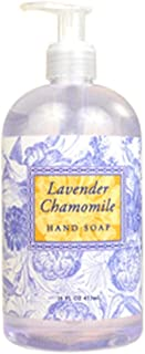 Greenwich Bay Trading Co. Hand Soap, 16 Ounce, Lavender Chamomile