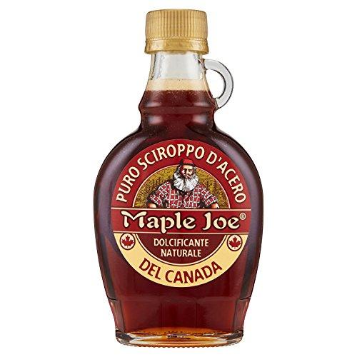 Maple Joe Puro Sciroppo dAcero del Canada - 250 gr