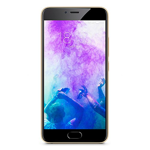 Meizu M5 Smartphone Dual-SIM, 32 GB, Oro