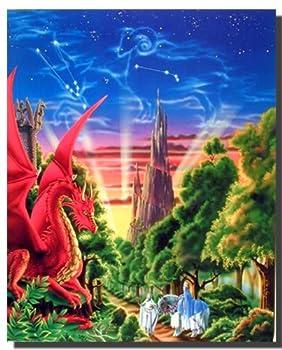 Best fantasy mountain art Reviews