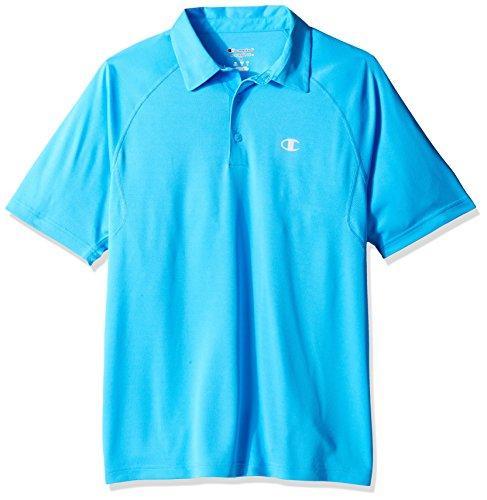 Champion Herren Poloshirt Catalyst - Blau - Klein