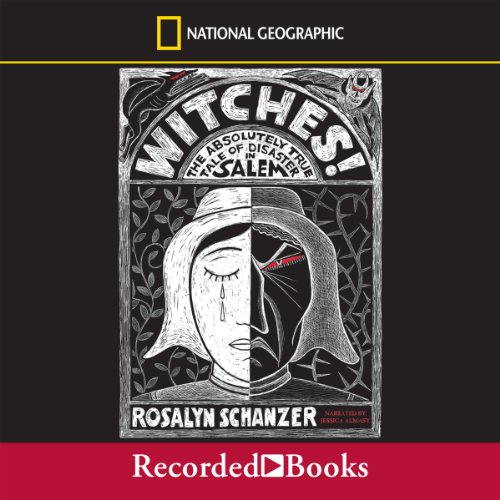 Witches! audiobook cover art