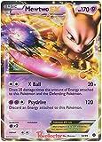 Pokemon Tarjeta Trading - Mewtwo Ex 54/99 Black & White (B&W) Next Destinies - Rare