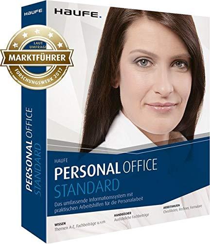 Haufe Personal Office Standard: Das bewährte Basispaket mit praktischen Arbeitshilfen für Ihre Personalarbeit (Haufe Office Line)