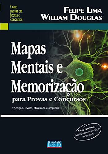 Mapas Mentais e Memorização para Provas e Concursos