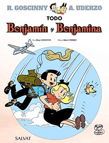 Todo Benjamín y Benjamina (Castellano - A Partir De 10 Años - Cómic Y Novela Gráfica - Otros Cómics)