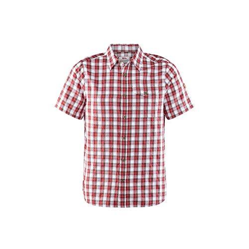 FJALLRAVEN Singi Shirt SS M Chemise Homme XXL Lave