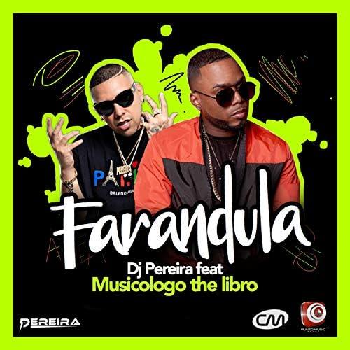 DJ PEREIRA feat. Musicologo The Libro