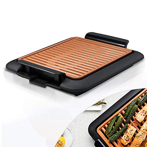Mediashop Livington Indoor Smokeless Grill schwarz