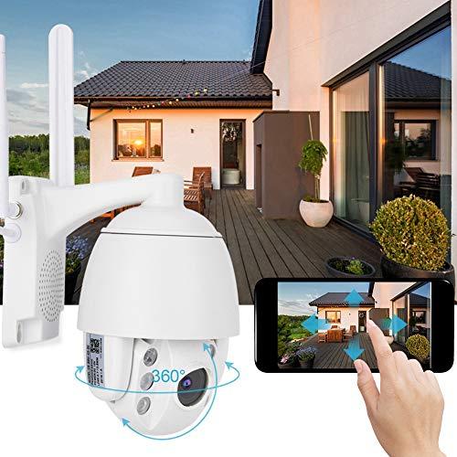 Monitoreo Remoto del hogar, cámaras de vigilancia de Domo Inteligente, Seguridad Tiendas de Video al Aire Libre(European regulations)
