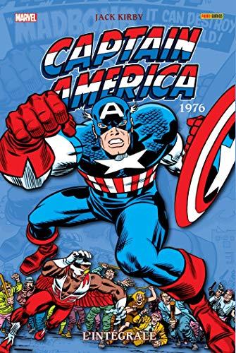 Captain America: L'intégrale 1976 (T10)