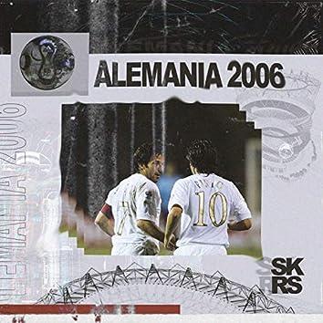 Alemania 2006 (Con Streak en la Base)