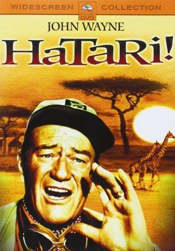 Hatari! by John Wayne