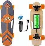 Caroma 70 cm Elektro Skateboard mit Drahtloser Bluetooth...