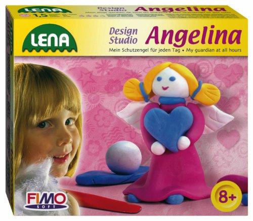 SIMM Spielwaren Lena 42556 – de modelage pour Angelina