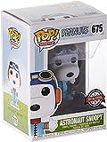 Funko Pop! Animation Peanuts - Snoopy Astronaut Edición Especial