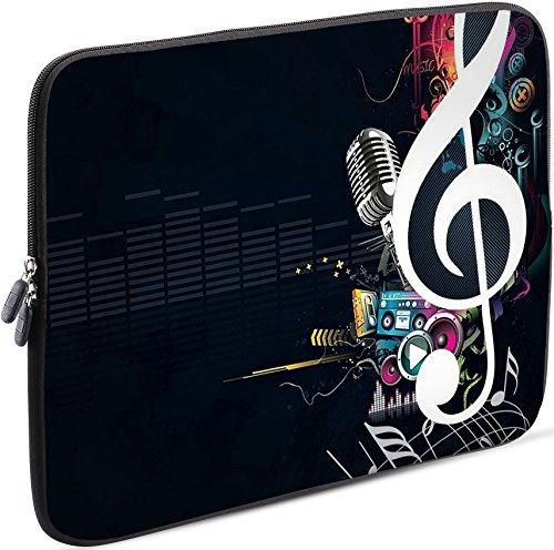 Sidorenko 15-15,6 Pollici Laptop Custodia - Borsa per Laptop in Neoprene, 42 Modelli Disponibili