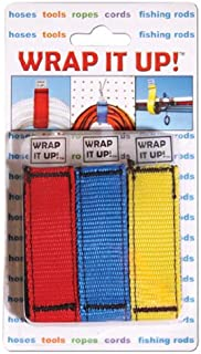 WRAP IT UP!, 3 / Blister, 1 red, 1 yellow, 1 blue