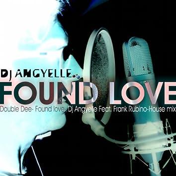 Found Love (feat. Frank Rubino) [House Remix]