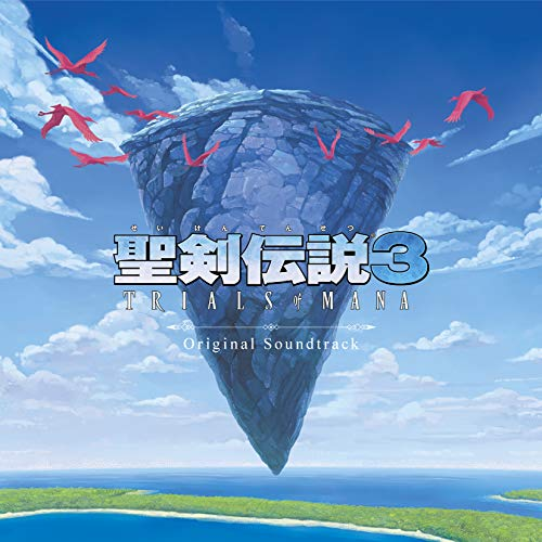 Trials of Mana Remake Original Soundtrack