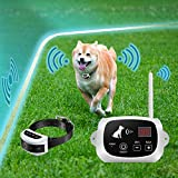 Best Wireless Dog Fence - FOCUSER Electric Wireless Dog Fence System, Pet Containment Review