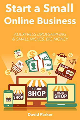 Start a Small Online Business (Work from Home Bundle): Aliexpress Dropshipping & Small Niche, Big Money (English Edition) eBook: Parker, David: Amazon.es: Tienda Kindle