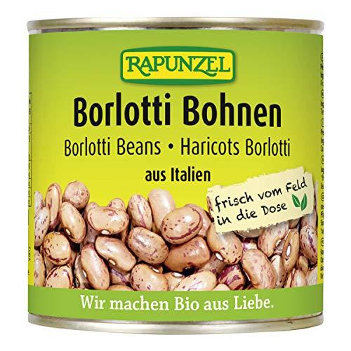 Rapunzel - Borlotti Bohnen in der Dose - 0,4 kg - 6er Pack
