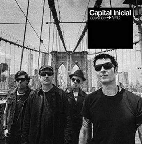 Capital Inicial Acústico - NYC [CD]