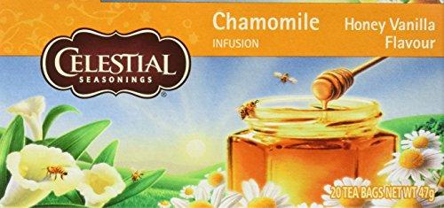 Celestial Seasonings Honey Vanilla Chamomille, 6er Pack (6 x 47 g)