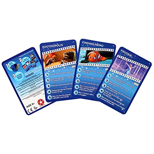 Top Trumps Disney Classic Quiz Game