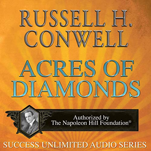 Acres of Diamonds Audiobook By Russell H. Conwell cover art