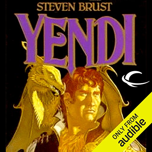 Yendi audiobook cover art