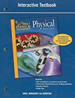 Physical Science, Grade 8 Interactive Textbook: Holt Science & Technology