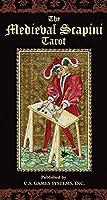 タロットカード タロット メディバル スカピーニ The Medieval Scapini Tarot Deck 英語のみ