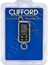 clifford 7345x remote
