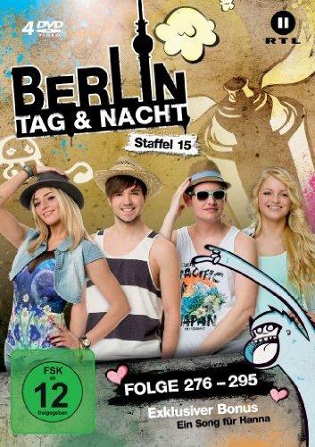 Berlin - Tag & Nacht, Vol. 15: Folgen 276-295 (4 DVDs)
