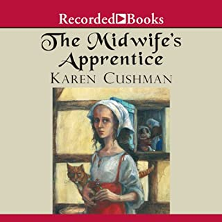 The Midwife's Apprentice                   By:                                                                                                                                 Karen Cushman                               Narrated by:                                                                                                                                 Jenny Sterlin                      Length: 2 hrs and 49 mins     264 ratings     Overall 4.0