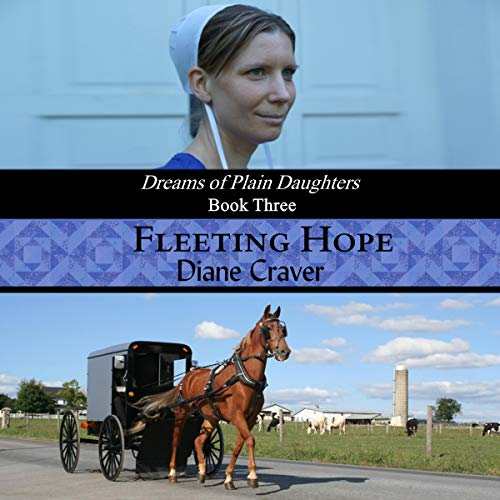 Fleeting Hope audiobook cover art